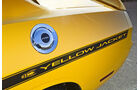 Dodge Challenger SRT8 Super Bee, Tankstutzen
