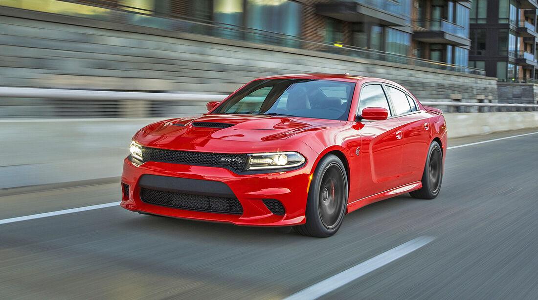 Dodge Charger SRT Hellcat - Serie - Limousinen bis 100000 Euro - sport auto Award 2019