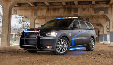 Dodge Durango Pursuit (2019)