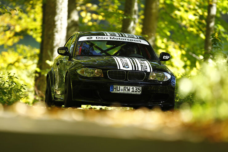 Dörr-BMW 135i powerd by P Zero