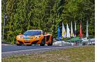 Dörr McLaren - Lackierungen - 24h Rennen Nürburgring - 19. Juni 2014