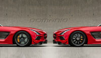 Domanig Mercedes-Benz SLS AMG Black Series, Tuning
