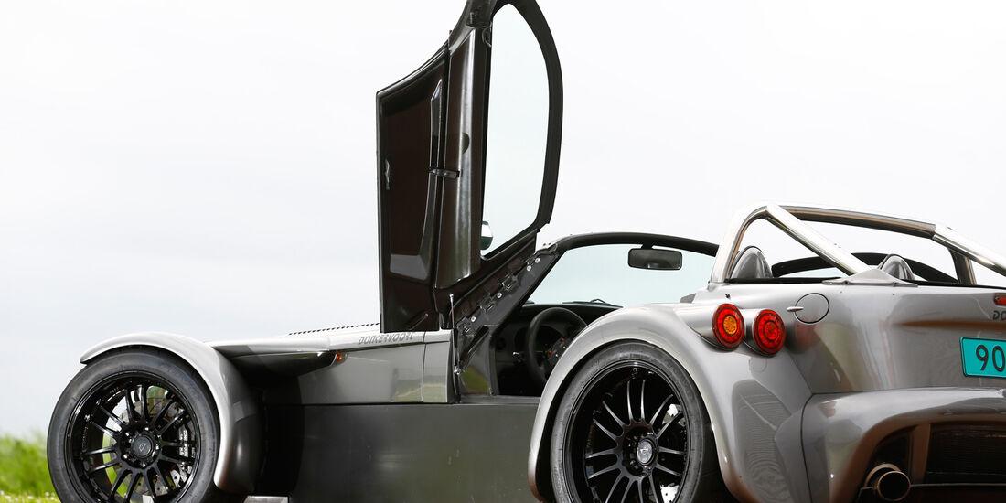 Donkervoort D8 GTO Performance, Flügeltür