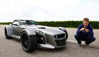 Donkervoort D8 GTO Performance, Frontansicht, Christian Gebhardt