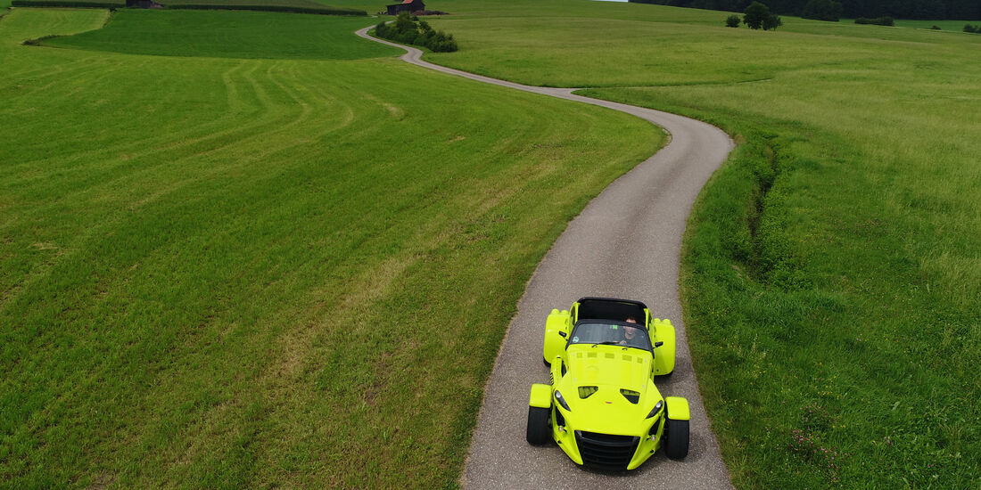 Donkervoort D8 GTO RS Sportscars & Tuning 2017 Fahrbericht