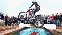 Dougie Lampkin - GP Monaco 2013 - VIPs & Promis
