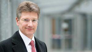 Dr. Elmar Degenhart, Vorsitzender des Vorstands von Continental
