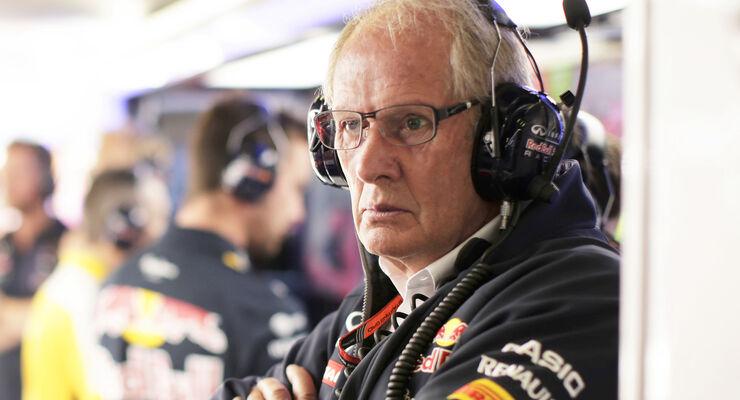 Dr. Helmut Marko - Red Bull - GP Spanien 2015