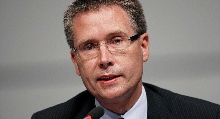 Dr. Werner Breuers, Mitglied des Vorstands der LANXESS AG