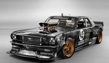 Drift-Mustang