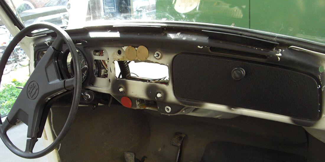 DrivIng 82 Restaurierung VW Käfer
