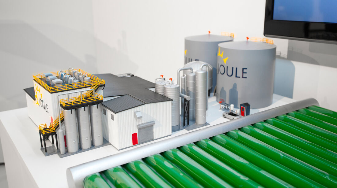 Dual-Mode-Hybrid-Technologie, Bioenergie