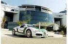 Dubai Police Cars - Polizeiautos Dubai - Bugatti Veyron
