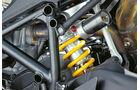 Ducati 848 EVO, Feder
