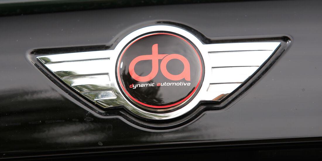 Dynamic-Automotive-Mini JCW, Emblem