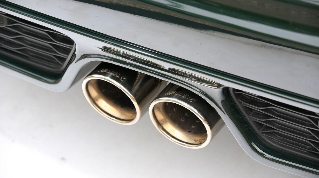 Dynamic-Automotive-Mini JCW, Endrohre
