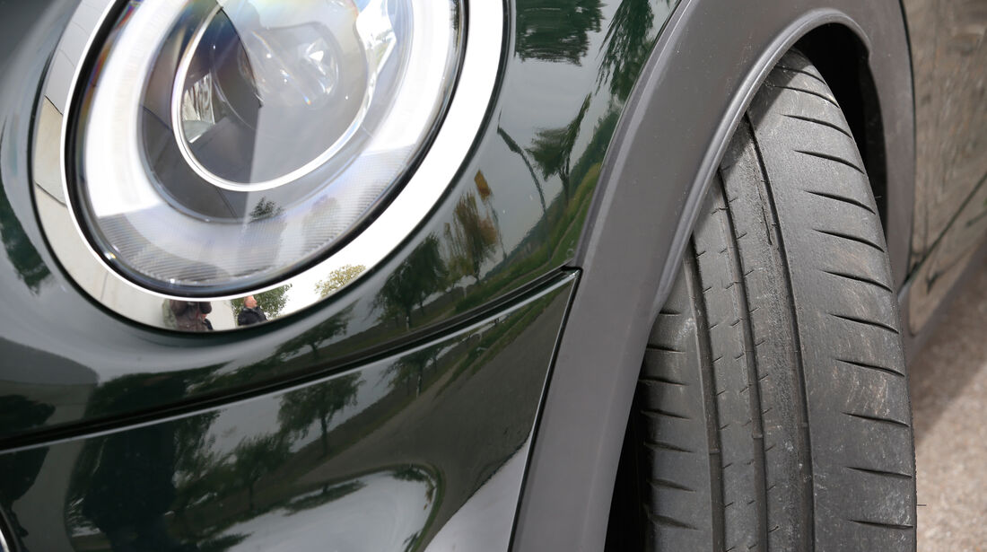 Dynamic-Automotive-Mini JCW, Frontscheinwerfer
