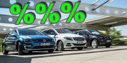 E-Auto Rabatte
