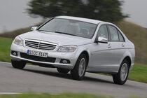 EU-Importe Mercedes C180
