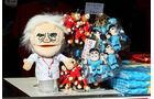 Ecclestone-Puppe - Formel 1 - GP Japan - 12. Oktober 2013