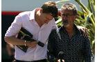 Eddie Jordan GP Spanien 2011