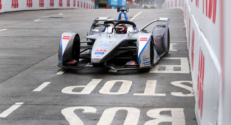 Edoardo Mortara - Venturi - Formel E - Hongkong 2019