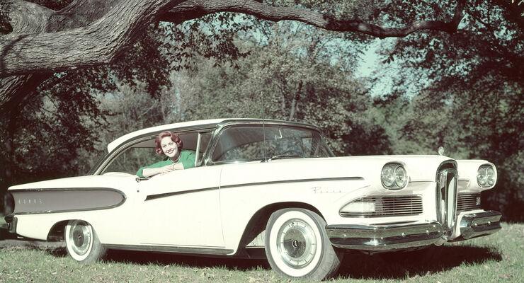 Edsel Pacer Hardtop (1958)