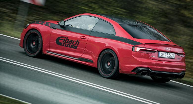 Eibach-Audi RS5, Exterieur