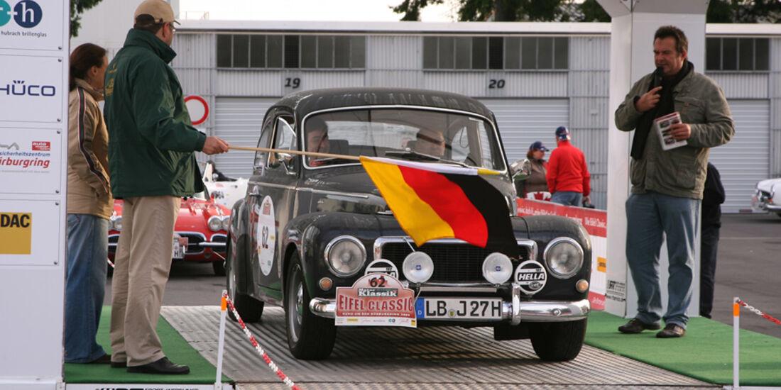 "Eifel Classic 2009 - Impressionen Etappe ""Südeifel"""