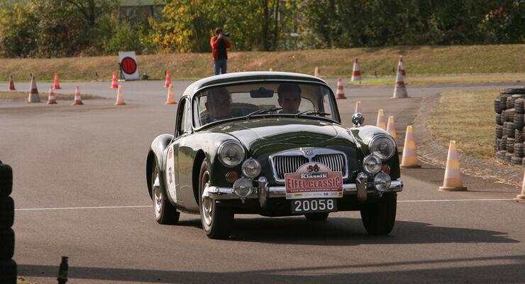Eifel Classic 2009 - MG A