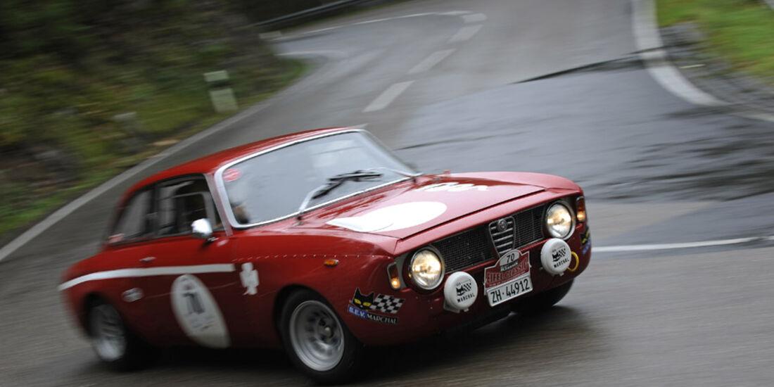 Eifel Classic 2010 - Alfa Romeo GTA Junior
