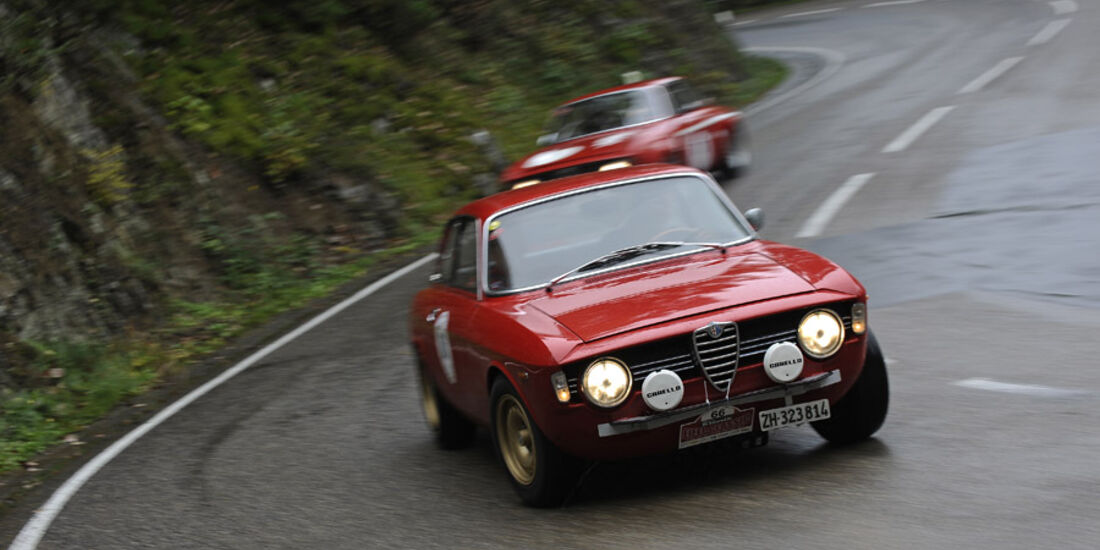 Eifel Classic 2010 - Alfa Romeo GTA