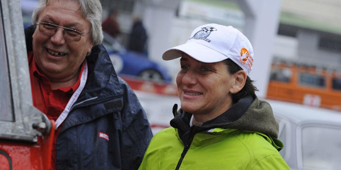 Eifel Classic 2010 - Ellen Lohr und Harry Hemmann