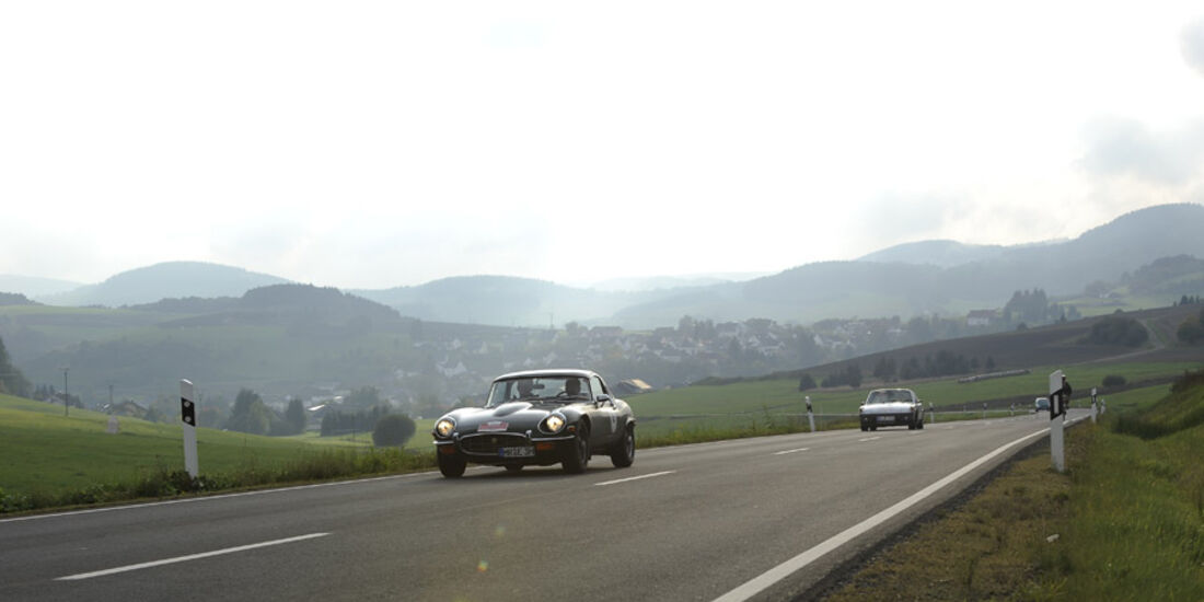 Eifel Classic 2010 - Etappe Colmar-Berg