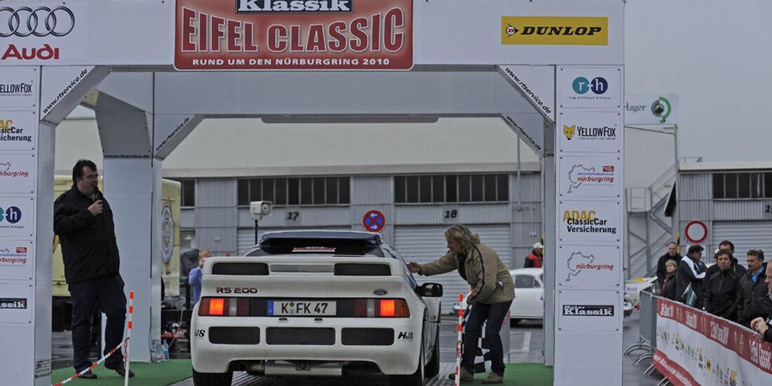 Eifel Classic 2010 - Ford RS 200