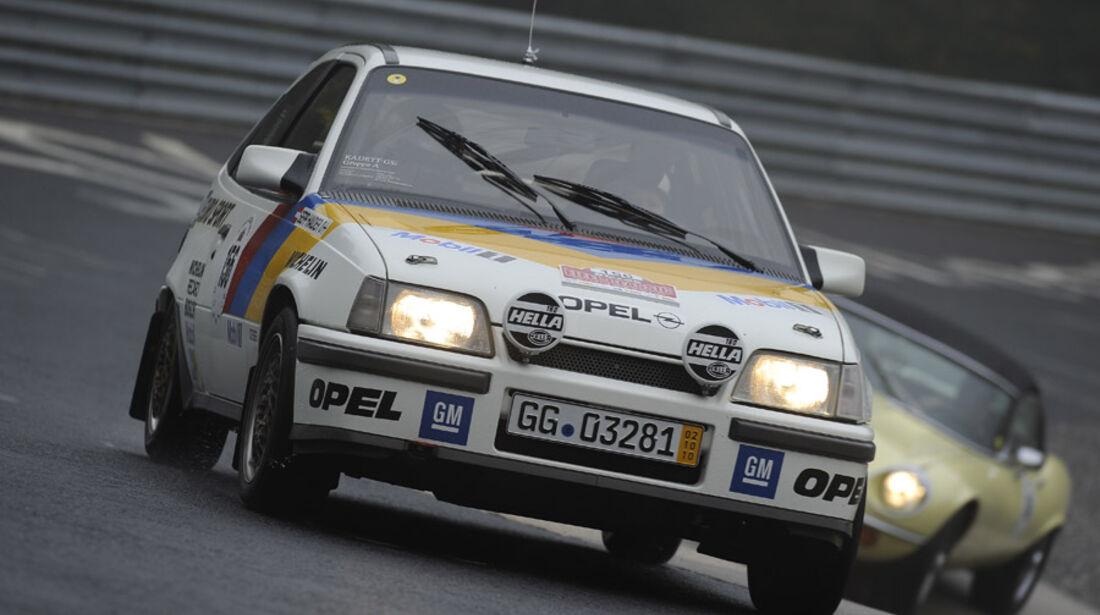 Eifel Classic 2010 - Opel Kadett E
