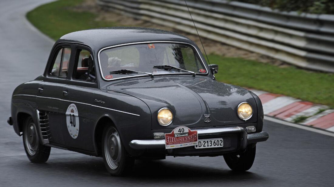 Eifel Classic 2010 - Renault Dauphine