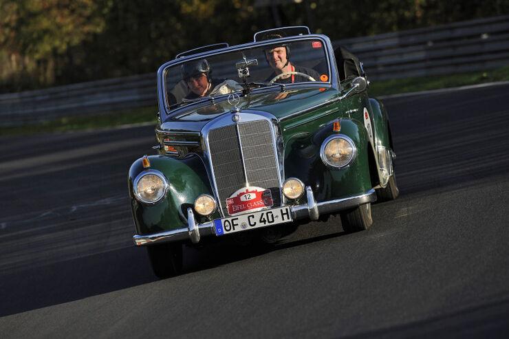 Eifel Classic 2011, Mercedes-Benz 220 a Cabriolet