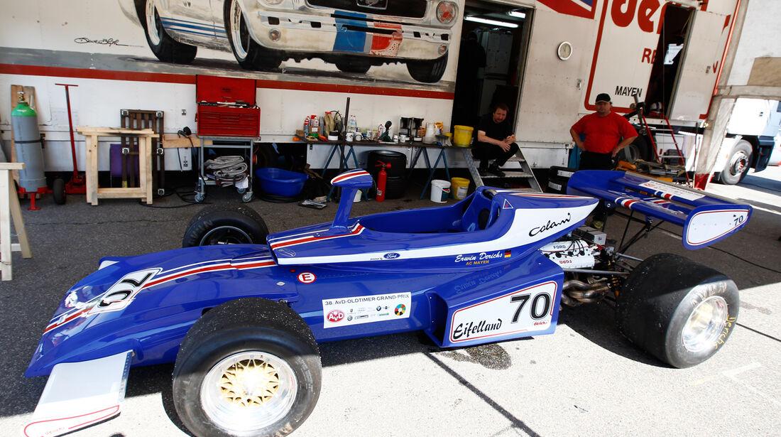 Eifelland 21 - Verrückte Formel 1-Ideen