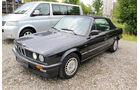 Einkaufs-Tour, BMW 320i Cabrio