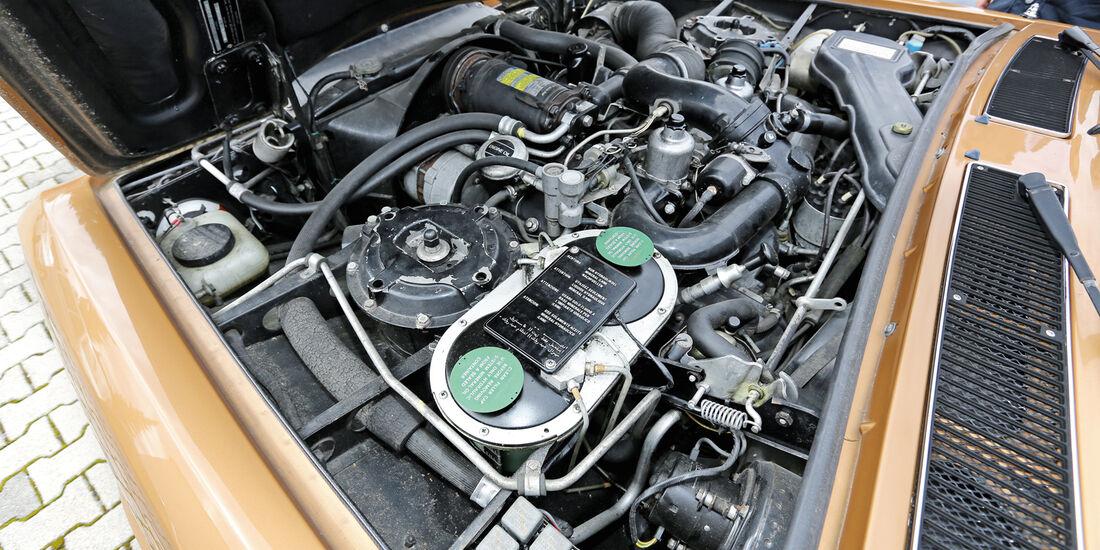 Einkaufs-Tour, Rolls-Royce Silver Spirit, Motor