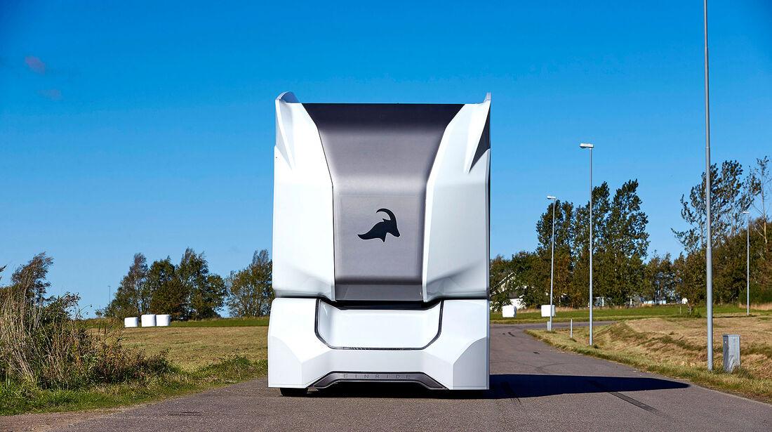 Einride T-Pod (2018) Autonom fahrender Elektro-Lkw
