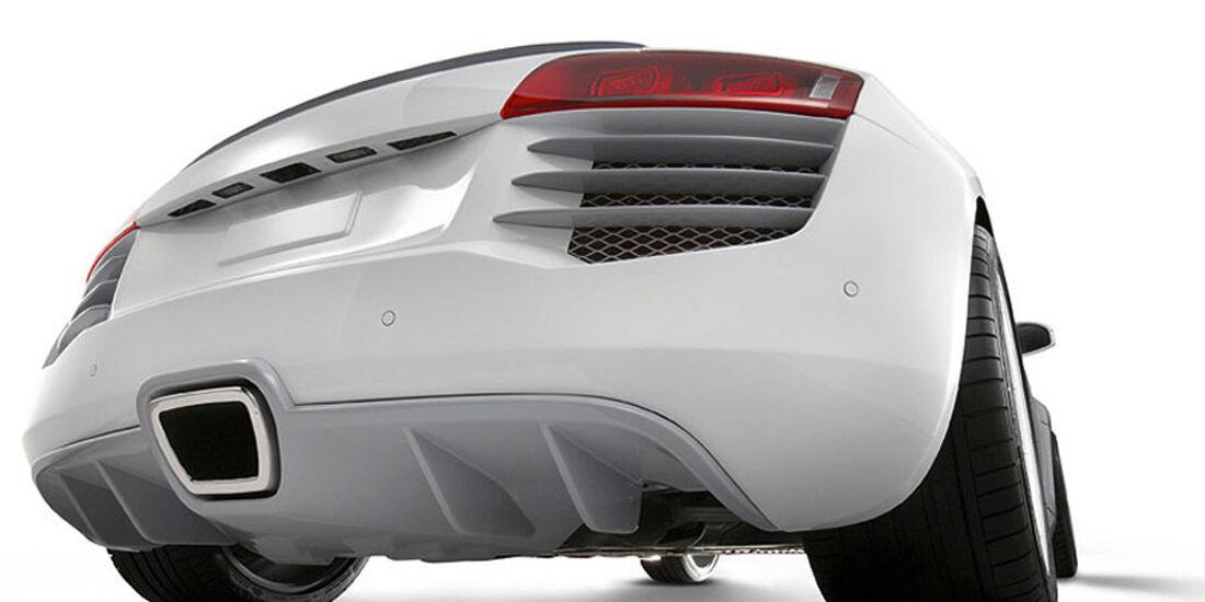 Eisenmann Audi R8 Heck