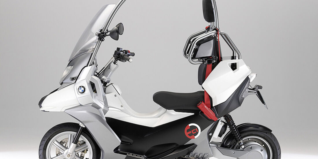 Elektro-Roller  BMW C1-E
