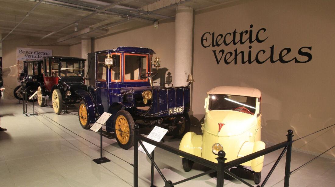 Elektrofahrzeugen, Hybridantrieben