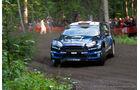 Elfyn Evans - Rallye Finnland 2014