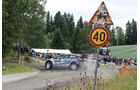 Elfyn Evans - Rallye Finnland 2015