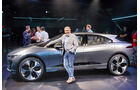 Entwicklungsprozess Jaguar I-Pace, I-Pace