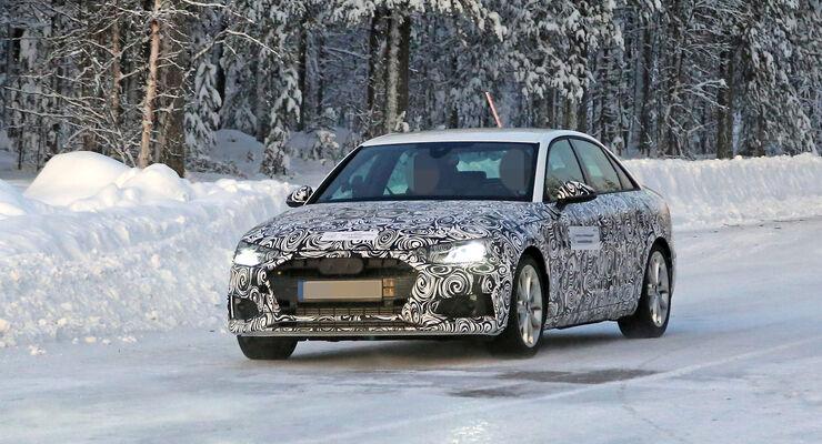 Erlkönig Audi A4