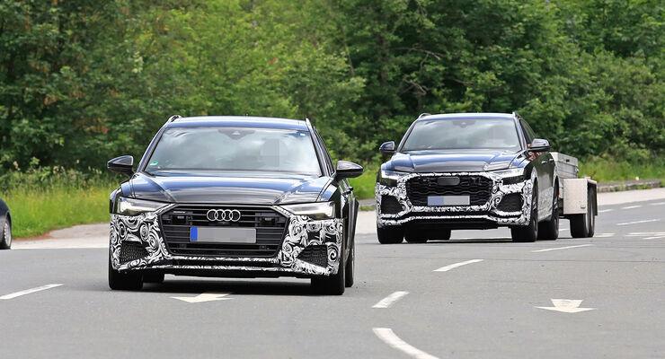 Neuer Audi Rs6 Avant 2019 Bilder Daten Preis Marktstart Auto